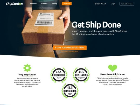 Shipping Software Reviews - Web 101 Best