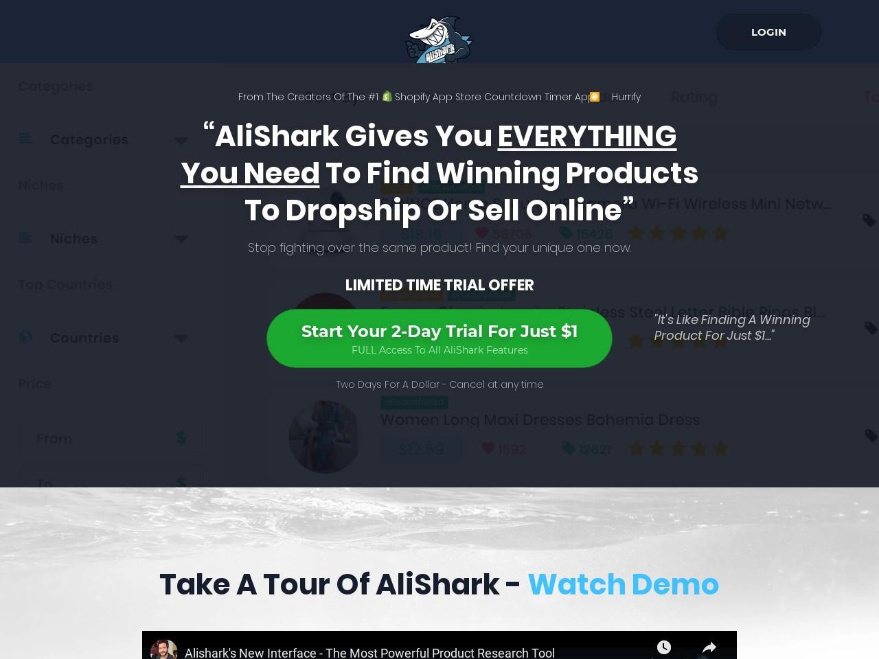 AliShark